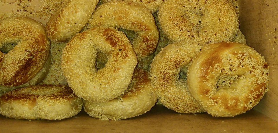 Montreal -Style Bagels